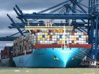 Maersk, müşterilerini Suudi ambargosu konusunda uyardı