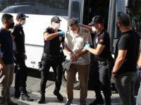 Kokainle yakalanan kaptan ile gemi mürettebatı adliyeye sevk edildi