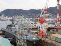 Japonya'nın gemi inşa ortaklık girişimi ertelendi