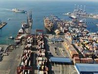 Limanlarda elleçlenen yük miktarı Eylül ayında arttı