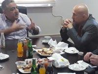 Gürcistan'ın Trabzon Başkonsolosu Gela Japaridze, Hopaport'u ziyaret etti