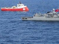 Türkiye, Barbaros Hayreddin Paşa gemisi için 9 Kasım'a kadar NAVTEX ilan etti