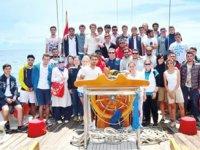 Yat kaptanları, MSKÜ Bodrum Denizcilik Meslek Yüksekokulu'nda yetişiyor