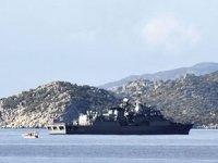 Oruç Reis sismik araştırma gemisi, çalışmalarına başladı