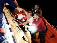 Gemlik'te balıkçı teknesi alabora oldu: 4 kişi kurtarıldı