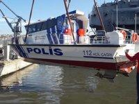 İzmir Shipyard'ın inşa ettiği devriye botları Emniyet Genel Müdürlüğü'ne teslim edildi