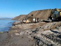 20 yıl önce batan gemi, parça parça çıkartılıyor