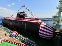 Japonya, 'Taigei' isimli yeni denizaltısını tanıttı