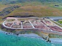 Van'ın mavi bayraklı plajı ikinci etabıyla 2021 yılı sezonunda turist ağırlayacak