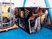 Yerli denizaltı robotu Kâşif 3 bin metrede derin deniz sondaj faaliyetlerini yürütebilecek