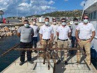 Çeşme Marina yapay resif projelerini genişletiyor
