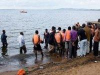 Kongo'da son 2 haftada tekne kazalarında 73 kişi öldü