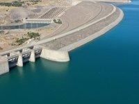 Atatürk Barajı'nda üretilen balıklar yöre halkının geçim kaynağı oluyor
