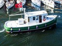 'ARKAS TURMEPA II' isimli atık toplama teknesi, 31 Ekim'e kadar çalışmaya devam edecek