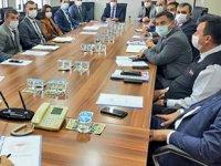 Zonguldak Limanı'na verilen hizmetler değerlendirildi