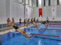 Denizli Büyükşehir Belediyespor Yüzme Takımı büyüyor