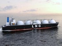 LNG'nin geleceği fosilden daha parlak görünüyor