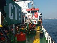 CYE Petrol, Azerbaycan'a İstanbul Boğazı'ndaki gemilerine astığı bayraklarla destek verdi