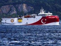 Oruç Reis sismik araştırma gemisi için Doğu Akdeniz'de yeni Navtex ilan edildi