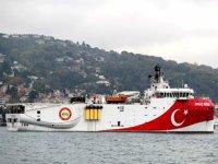 Oruç Reis Sismik Araştırma Gemisi'nin eğitim hizmet ihalesini 'tavukçu' kazandı