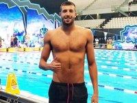 Olimpik yüzücü Emre Sakçı, Avrupa'nın da en hızlı yüzücüsü unvanını eline geçirdi