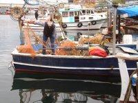 Kıyı balıkçıları, balık çeşitlerinin yok olmasından şikayetçi ediyor