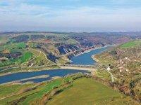 Kanal İstanbul'un bağlantı yolları için acele kamulaştırma kararı çıktı