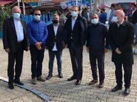 Tamer Kıran ve ekibi, Seferihisar ve Teos Marina'yı ziyaret etti