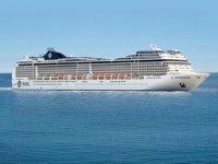 MSC Cruises, MSC Magnifica'nın seferlerine geçici olarak ara verdi