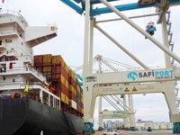 Safiport Derince'den Avrupa'ya 'express' servis başladı