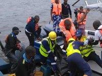 Nijerya'da yolcu taşıyan kano battı: 18 ölü