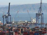 Kocaeli'nin ihracatı Ekim ayında zirve yaptı