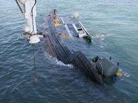 Sarı Deniz'de kargo gemisi ile balıkçı teknesi çatıştı: 4 ölü, 1 kayıp