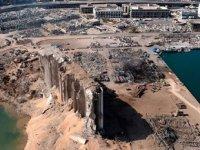 Beyrut Limanı'nda patlamanın istihbarat raporu ortaya çıktı