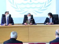 Deniz Hukuku Ulusal Araştırma Merkezi kuruluş protokolü imzalandı