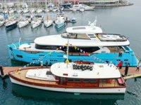 Uluslararası Boat Show Denizcilik Fuarı'nda 150 adet tekne satıldı