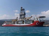 'Kanuni' sondaj gemisi, Karadeniz'de matkap döndürmeye hazırlanıyor