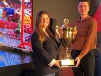 Doğuş Üniversitesi Yelken Takımı, Cumhurbaşkanlığı Uluslararası Yat Yarışı'nda 3 kupa aldı