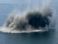 Husiler'in Kızıldeniz'e yerleştirdiği 5 deniz mayını imha edildi