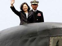 Tayvan, ilk yerli denizaltı üretimi projesini başlattı