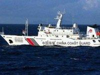 Çin Sahil Güvenlik gemisi, Malezya karasularını ihlal etti