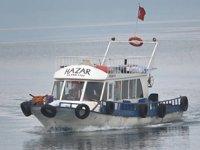 Van Gölü'nde inci kefalinin av sezonu başladı