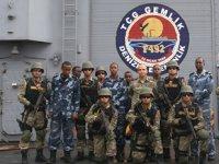 Deniz haydutluğu ile mücadeleyi Türk amiral yönetiyor