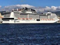 MSC Cruises, Nisan 2021'de Japonya'da faaliyetlerine başlıyor