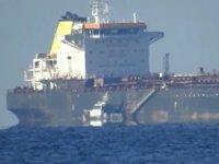 Sarıyer açıklarında yük gemisindeki mürettebat intihar etti