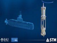 Su spektrum ölçüm cihazı, denizaltı sanayiinde dışa bağımlılığı azaltacak