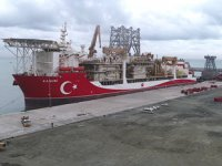 Kanuni sondaj gemisi yeni müjdelere hazırlanıyor
