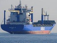 Arkas Denizcilik, Maximos A isimli gemiyi Global Feeder'e sattı