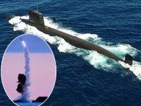 Rus Kazan denizaltısı, Oniks füzesi ile başarılı bir atış yaptı