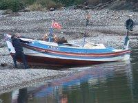 Liman çıkışı kumla doldu, balıkçılar mahsur kaldı
